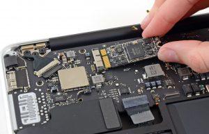 macbook pro SSD Upgrade Replace in dubai
