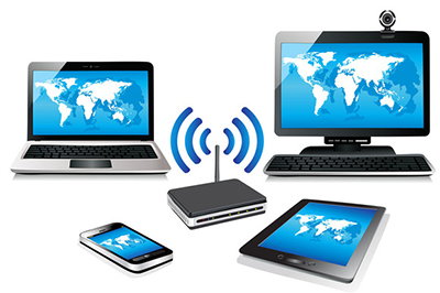Wireless Network Setup Dubai